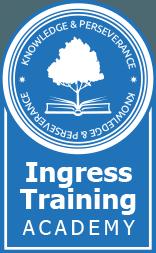 Ingress Training Academy Logo